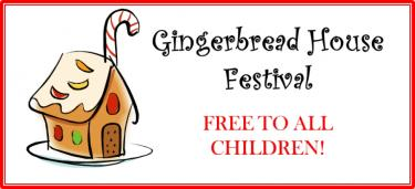 2014 Gingerbread House Festival