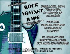 Support Survivors at the 2nd Annual Rock Against Rape Free Concert